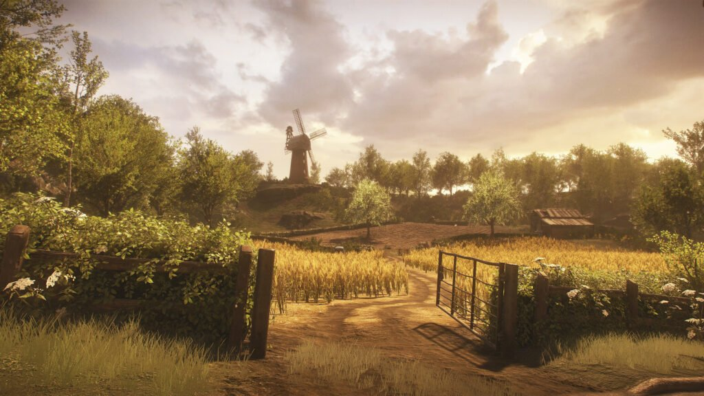 everybody's gone to the rapture England