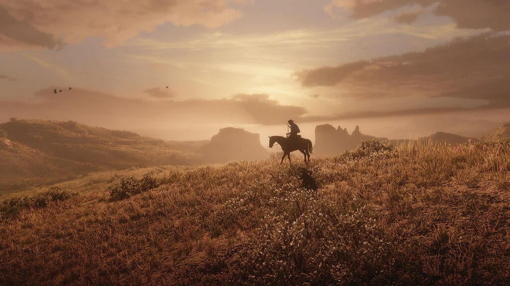 Red Dead Redemption 2 has simply stunning landscapes