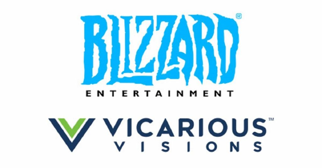 Vicarious Visions merger