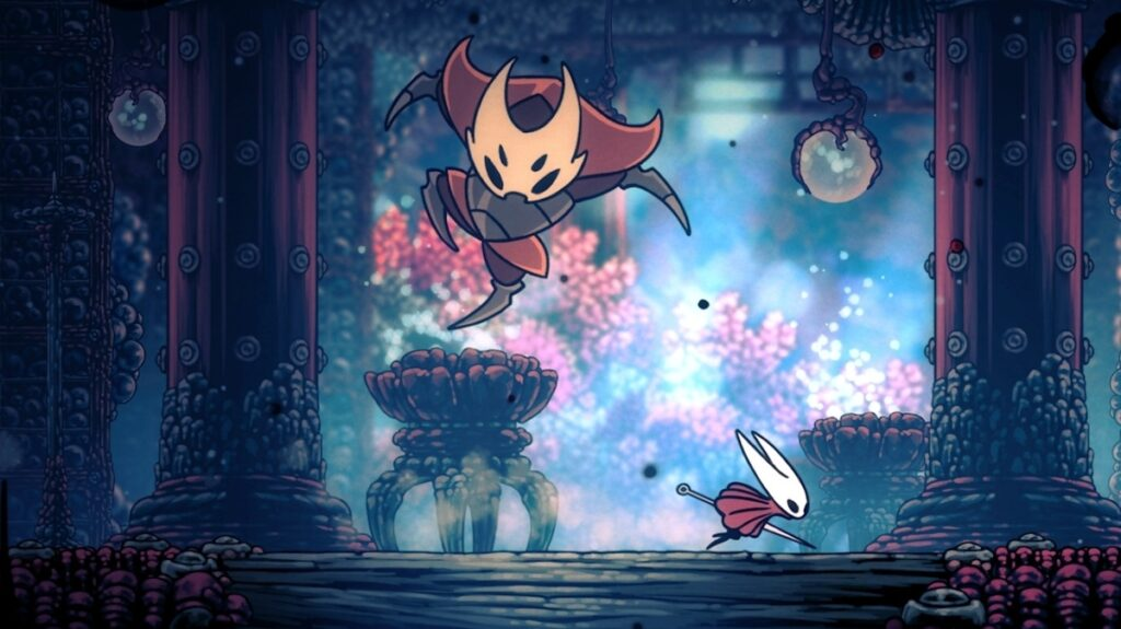 Hollow Knight Silk Song boss