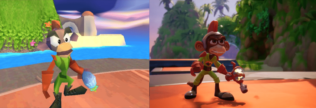 Spyro 3 Characters Agent 9