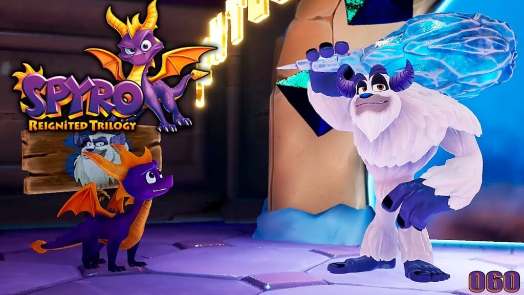 Spyro 3 Characters Bentley The Yeti