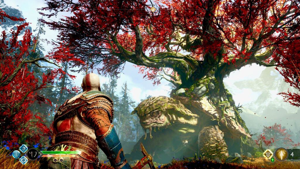 God of War Houses in gaming