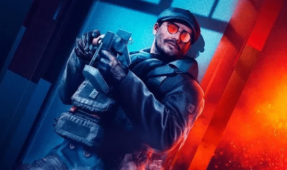Rainbow Six Seige Year 6 Opperator