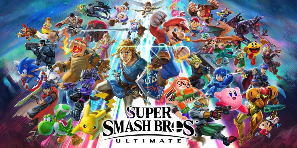 Nintendo Direct Super Smash Bros Ultimate
