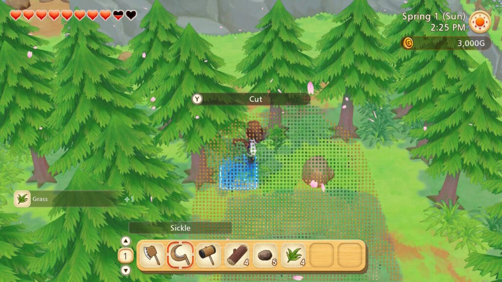 Story of Seasons Preview Skills
