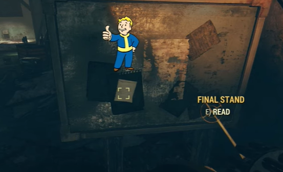 Fallout 76 Ultracite Armour