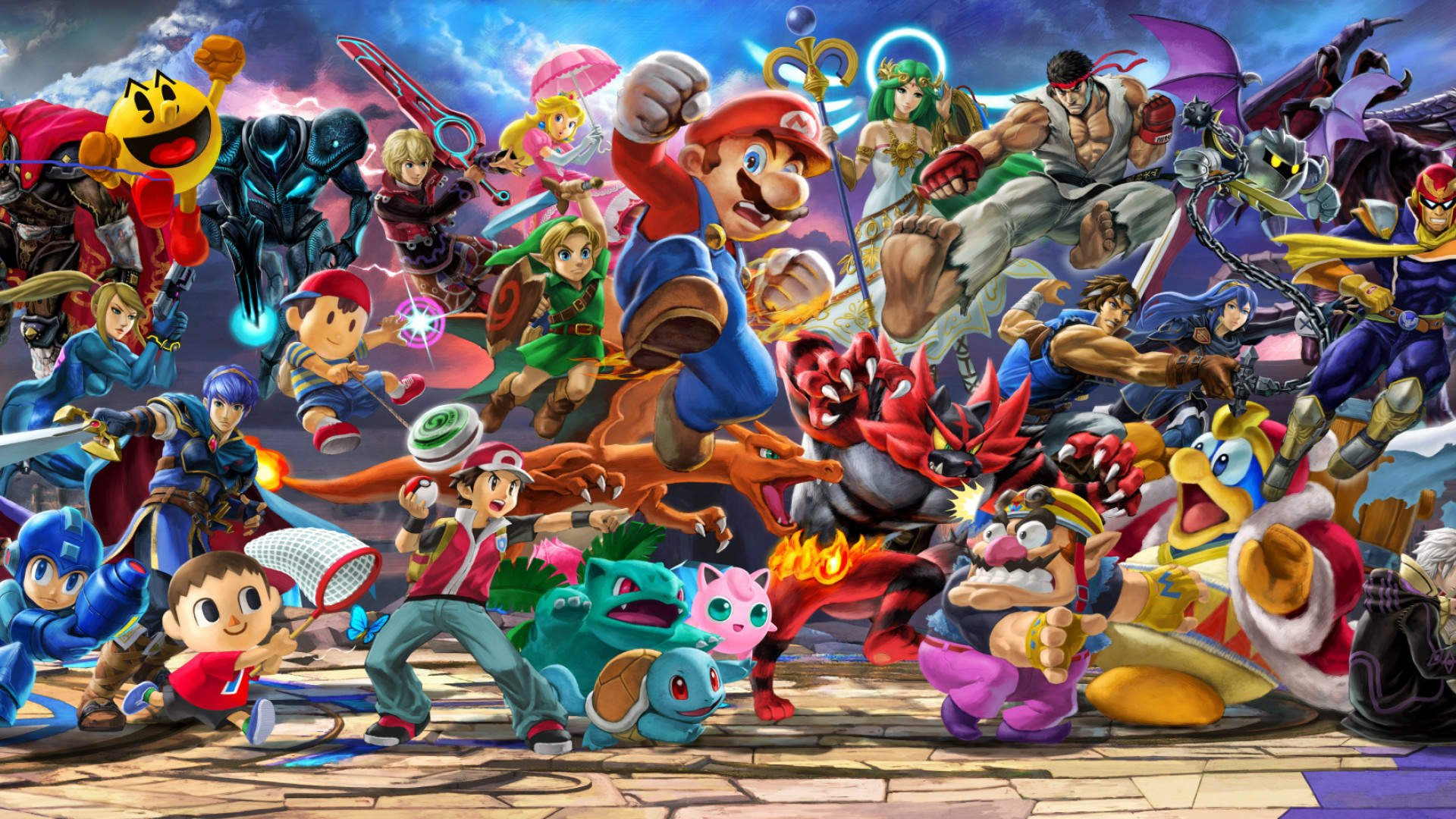 Moves For Super Smash Bros Characters Moves Need To Change